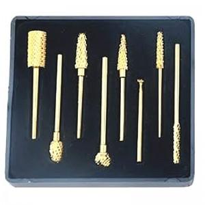 Freze diamantate pentru unghii