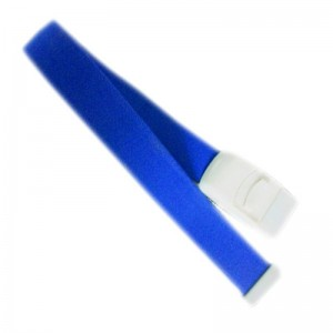 Garou cu banda elastica textila si catarama cu click (1 buc)