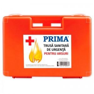 Trusa sanitara de urgenta pentru arsuri