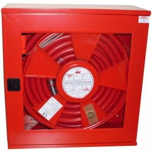 Cutie hidrant interior cu furtun semirigid D-25 (1 tol