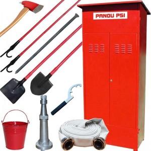 Pichet PSI echipare completa (panou