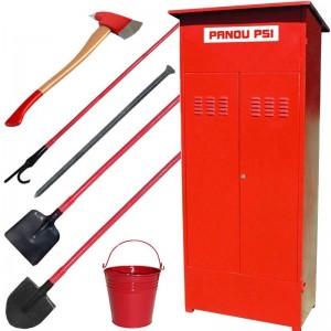 Pichet PSI echipare minimala (panou si unelte PSI) + Cadou