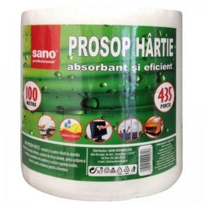Prosop din hartie Monorola Sano Paper 780G / 100M (1 rola)