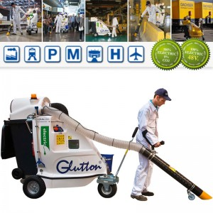 Aspirator urban GLUTTON Electric 2411