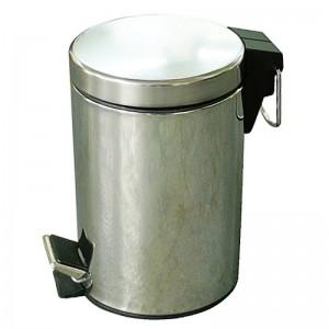 Cos de gunoi metalic cu pedala Prominox 30L