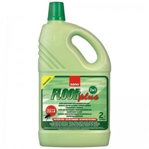 Detergent pardoseli Sano Floor Plus - anti insecte (2L)