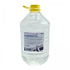 Detartrant gel 5l PET