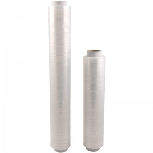 Folie Stretch uz alimentar 45cm x 300m LLDPE (1 rola)