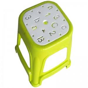 Taburet mic plastic (copii) - model 1