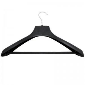 Umeras plastic cu carlig pentru haine groase