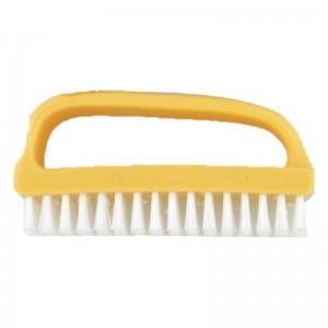 Periuta curatat unghii maner plastic forma D (1 buc)