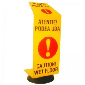 Indicator - ATENTIE PODEA UMEDA! - 1 fata