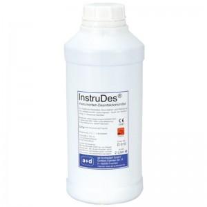Dezinfectant si sterilizant la rece instrumente INSTRUDES - Germania (2l concentrat = 200l preparati)
