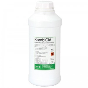 Dezinfectant suprafete KOMBICID - Germania (2l concentrat = 400l preparati)