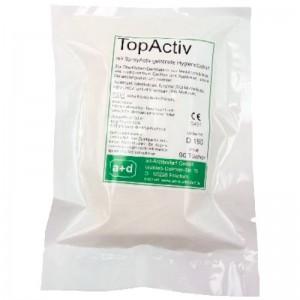 Dezinfectant suprafete TOPACTIV servetele umede Refill - punga (90 buc)
