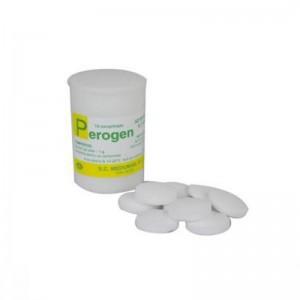 Perogen (10 tablete / 1 flacon)