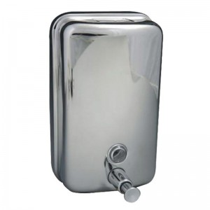 Dispenser inox oglinda