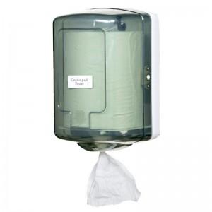 Dispenser prosoape hartie cu derulare centrala (1 buc)